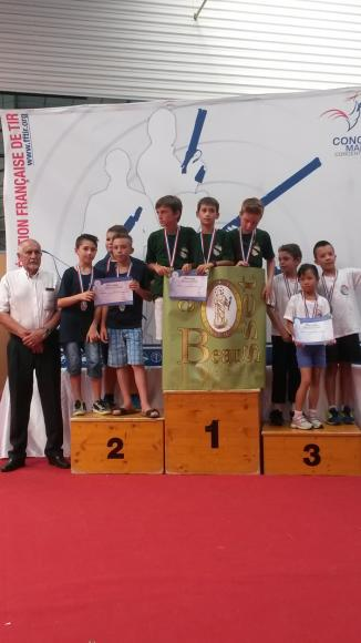 Equipe Vice-Champion France 2015 Pistolet Olympique Poussin.jpg